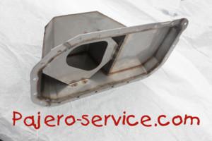 поддон двигателя паджеро 4м41 нержавейка