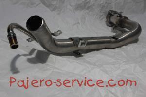 Заливная горловина Паджеро спорт MR135539 дизель бензин K94W K96W