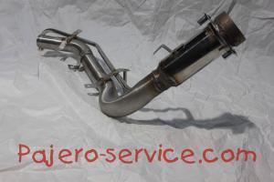 горловина нержавеющей стали Паджеро спорт 1998-2007 MR512421 Pajero sport K94W diesel