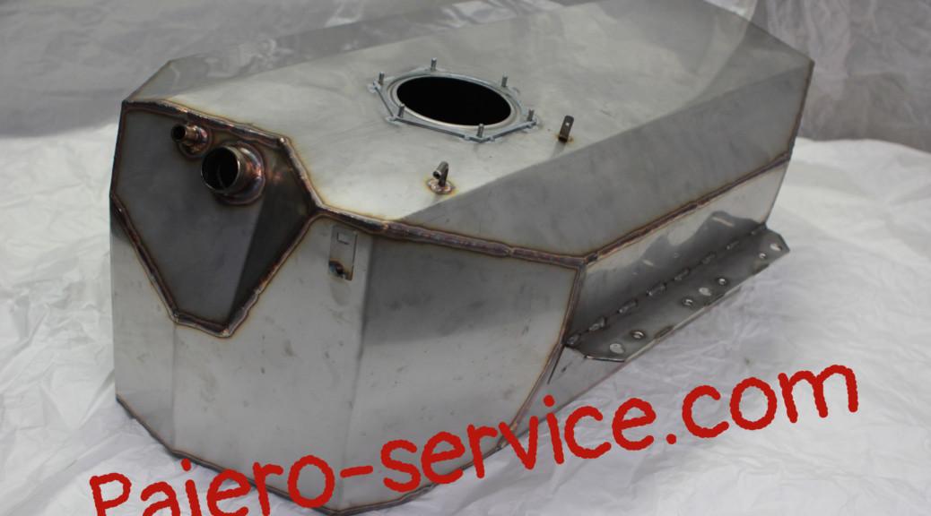 Бак Патрол Y60 Y61 Нержавейка Tank patrol stainless steel