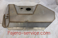 fuel tank pajero 2 stainless steel MB926346 MN139462 MB923920 MB926348 MR271591 MB658202 MB658203 MN139462 MB926347 MB658200 MB658208 MB926351 MB658204 MB658205 MB926349