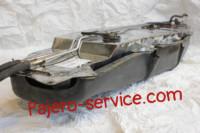 пластиковый бак паджеро