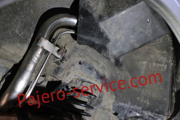Горловина Lancer X 1710A416 1710A432 1710A418