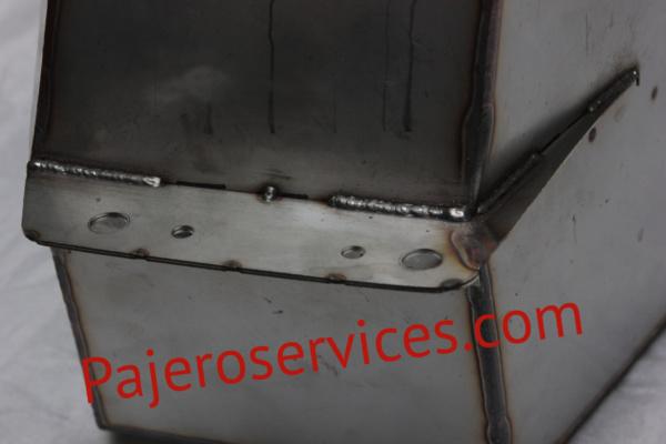 Топливный бак Паджеро Спорт 3 установка на штатные крепления
