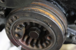 Писк ремня генератора Паджеро причины устранение